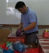 ShengJi Preparation