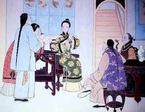 Chinese match maker