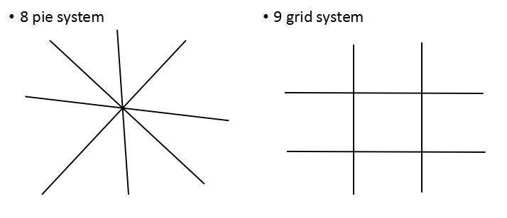 8-pie-9-grid